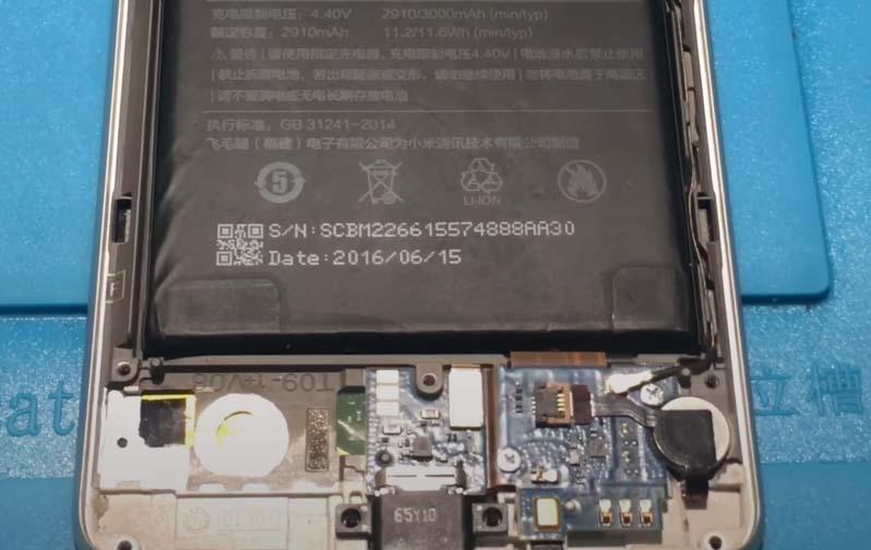 Xiaomi mi5 периодически выключается