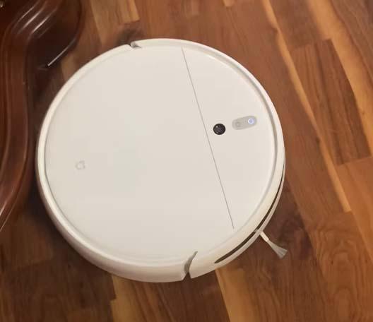 Почему во время уборки выключается робот xiaomi