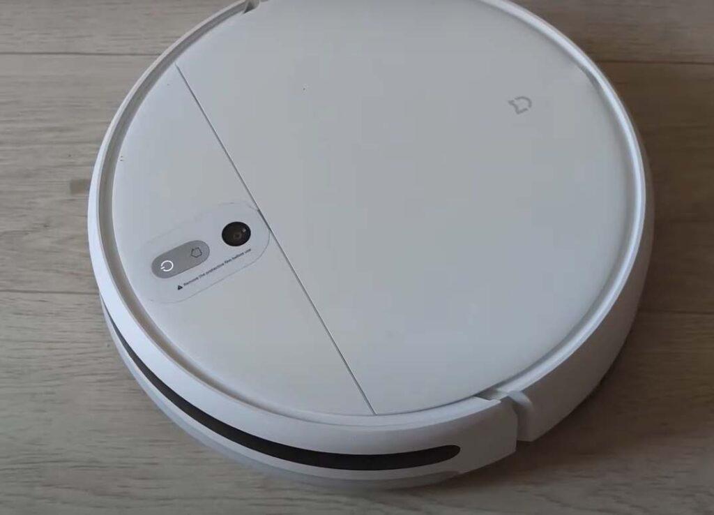 Робот пылесос xiaomi включается и выключается - Что делать
