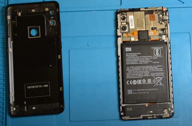 Ремонт телефонов Xiaomi Redmi Note 5