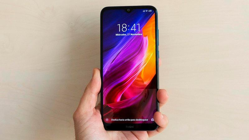 Xiaomi Redmi Note 8T обзор