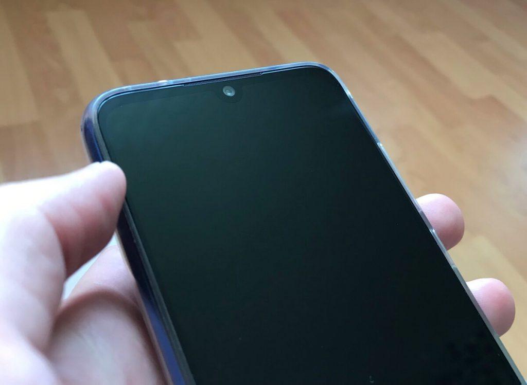 Не работает датчик приближения Xiaomi Redmi Note 7
