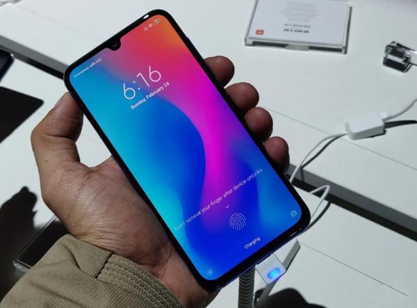 найти Xiaomi Mi 9