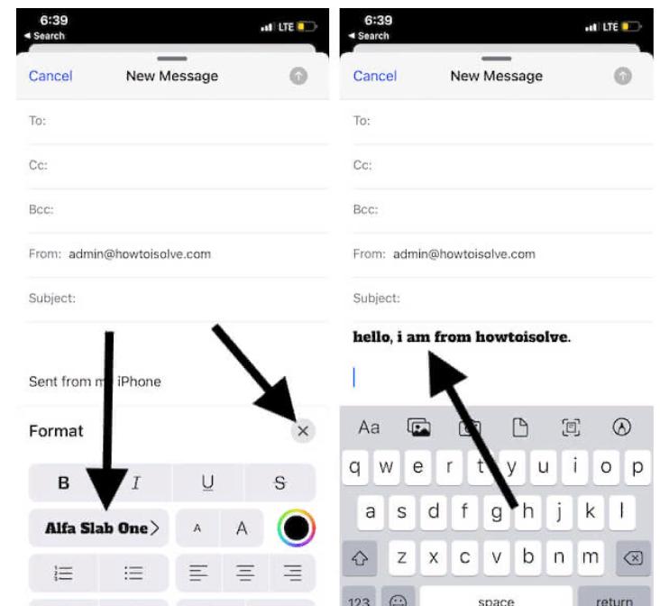 Настройка Safari на iPhone