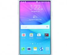 Голосовые команды на Galaxy Note 4