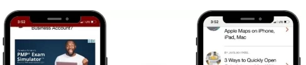 Настройка Safari на iPhone (вкладки, размер шрифта, стиль шрифта)