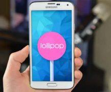 Как установить Android 5.0 Lollipop на Samsung — возможности Lollipop